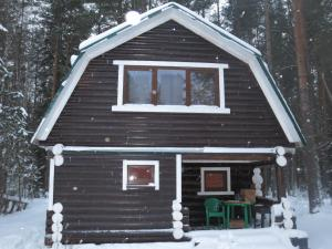 Дом для отпуска Сосновый бор, Педасельга