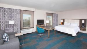 Hampton Inn & Suites LAX El Segundo, Отели  Эль-Сегундо - big - 11