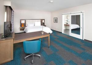 Hampton Inn & Suites LAX El Segundo, Отели  Эль-Сегундо - big - 8