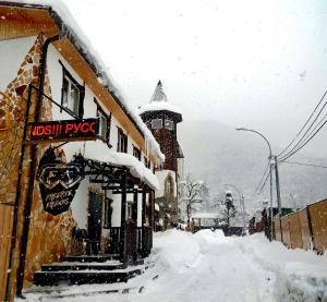 Gornye sezony, Pensionen  Estosadok - big - 48