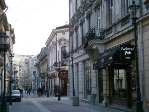 Ambiance Apartment, Апартаменты  Бухарест - big - 8