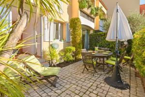 Apartment Avenue Des Terrasses, Apartmanok  Cassis - big - 21
