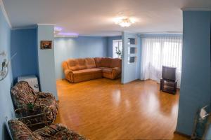Apartment Studio on Nikolaya Ostrovskogo 20