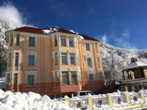 Апарт-отель Горный хрусталь, Красная Поляна