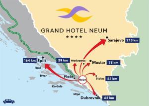 Grand Hotel Neum - фото 5