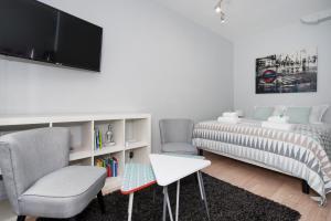 Pick a Flat - Studio Place des Vosges / Beaumarchais