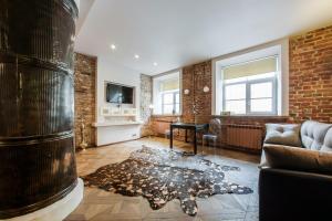 Hi-Tech Home Apartments on Millionnaya 20
