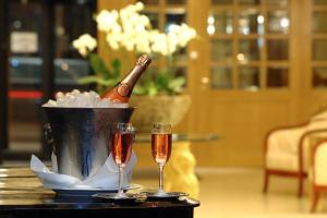Hotel Le Châtelain, Hotely  Brusel - big - 23