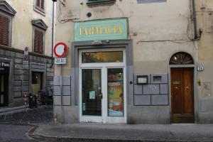 Apartamento Santo Spirito, Apartmány  Florencie - big - 20
