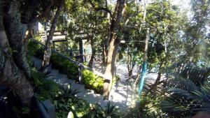 Caixa D'aço Residence, Ferienhäuser  Porto Belo - big - 54