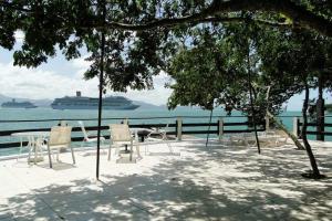 Caixa D'aço Residence, Ferienhäuser  Porto Belo - big - 55
