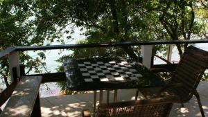 Caixa D'aço Residence, Nyaralók  Porto Belo - big - 56