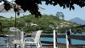 Caixa D'aço Residence, Ferienhäuser  Porto Belo - big - 58