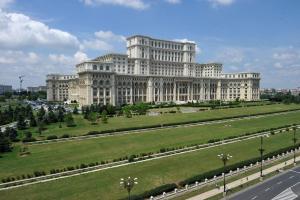 Ambiance Apartment, Апартаменты  Бухарест - big - 7
