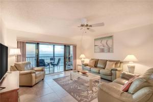 Reflections on the Gulf - Two Bedroom Condo - 504, Апартаменты  Клеруотер-Бич - big - 1