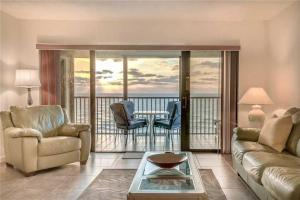 Reflections on the Gulf - Two Bedroom Condo - 504, Апартаменты  Клеруотер-Бич - big - 3