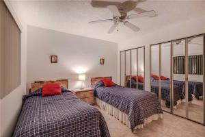 Reflections on the Gulf - Two Bedroom Condo - 504, Апартаменты  Клеруотер-Бич - big - 20