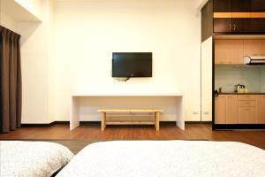 O2 Hotel - Ximen Branch, Apartmány  Taipei - big - 64