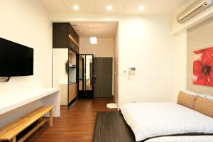 O2 Hotel - Ximen Branch, Apartmány  Taipei - big - 67