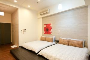 O2 Hotel - Ximen Branch, Apartmány  Taipei - big - 68