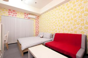 O2 Hotel - Ximen Branch, Apartmány  Taipei - big - 32