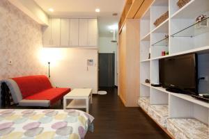O2 Hotel - Ximen Branch, Apartmány  Taipei - big - 26