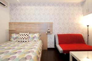 O2 Hotel - Ximen Branch, Apartmány  Taipei - big - 23