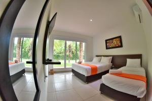 Hotel Campestre San Juan de los Llanos, Vily  Yopal - big - 44