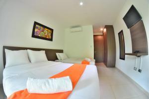 Hotel Campestre San Juan de los Llanos, Vily  Yopal - big - 46