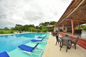 Hotel Campestre San Juan de los Llanos, Vily  Yopal - big - 56