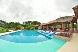 Hotel Campestre San Juan de los Llanos, Vily  Yopal - big - 60