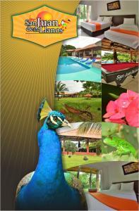 Hotel Campestre San Juan de los Llanos, Vily  Yopal - big - 1