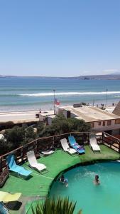 Departamentos Mar y Sol, Апарт-отели  Los Vilos - big - 6