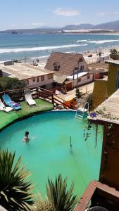 Departamentos Mar y Sol, Апарт-отели  Los Vilos - big - 5