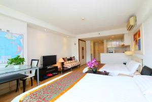 Beijing Huiyuan Hotel Apartment