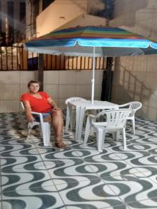 Ilha do Sol - Hostel & Pousada, Affittacamere  Fortaleza - big - 63