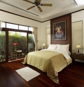 Les Palmares Villas, Курортные отели  Банг Тао Бич - big - 48