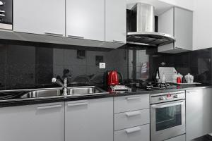 Apartamento Céu Azul, Apartmanok  Funchal - big - 9