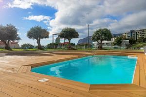 Apartamento Céu Azul, Apartmanok  Funchal - big - 1