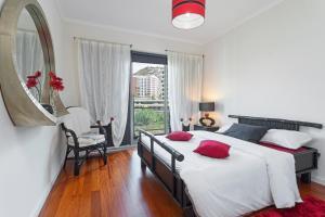 Apartamento Céu Azul, Apartmanok  Funchal - big - 3