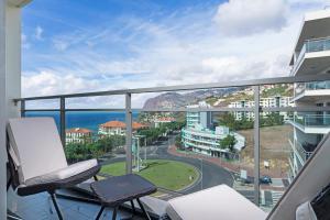 Apartamento Céu Azul, Apartmanok  Funchal - big - 2