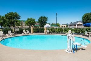 Baymont Inn & Suites - Clarksville, Hotels  Clarksville - big - 20