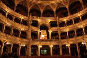 Little Americas Opera, Apartmanok  Budapest - big - 3