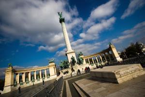 Little Americas Opera, Apartmanok  Budapest - big - 4