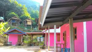 Mae Pom Homestay, Гостевые дома  Ban Muang - big - 25