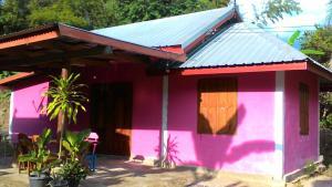 Mae Pom Homestay, Гостевые дома  Ban Muang - big - 29