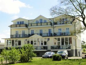 Ferienwohnung Lehrer Lämpel Nr. 3, Appartamenti  Glowe - big - 11