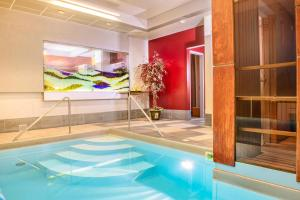 Hotel Zemaites, Hotel  Vilnius - big - 40