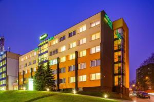 Hotel Zemaites, Hotel  Vilnius - big - 1