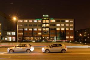 Hotel Zemaites, Hotel  Vilnius - big - 31